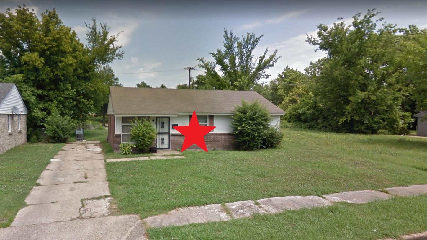 513 N 28th St, West Memphis, AR 72301