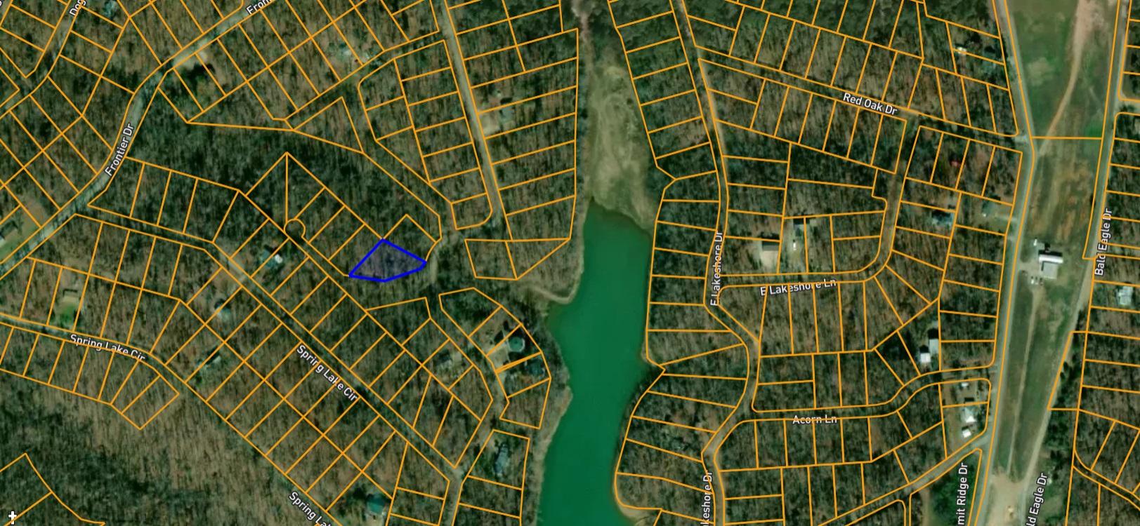 0 W Lakeshore Dr, Ozark Acres, AR 72482