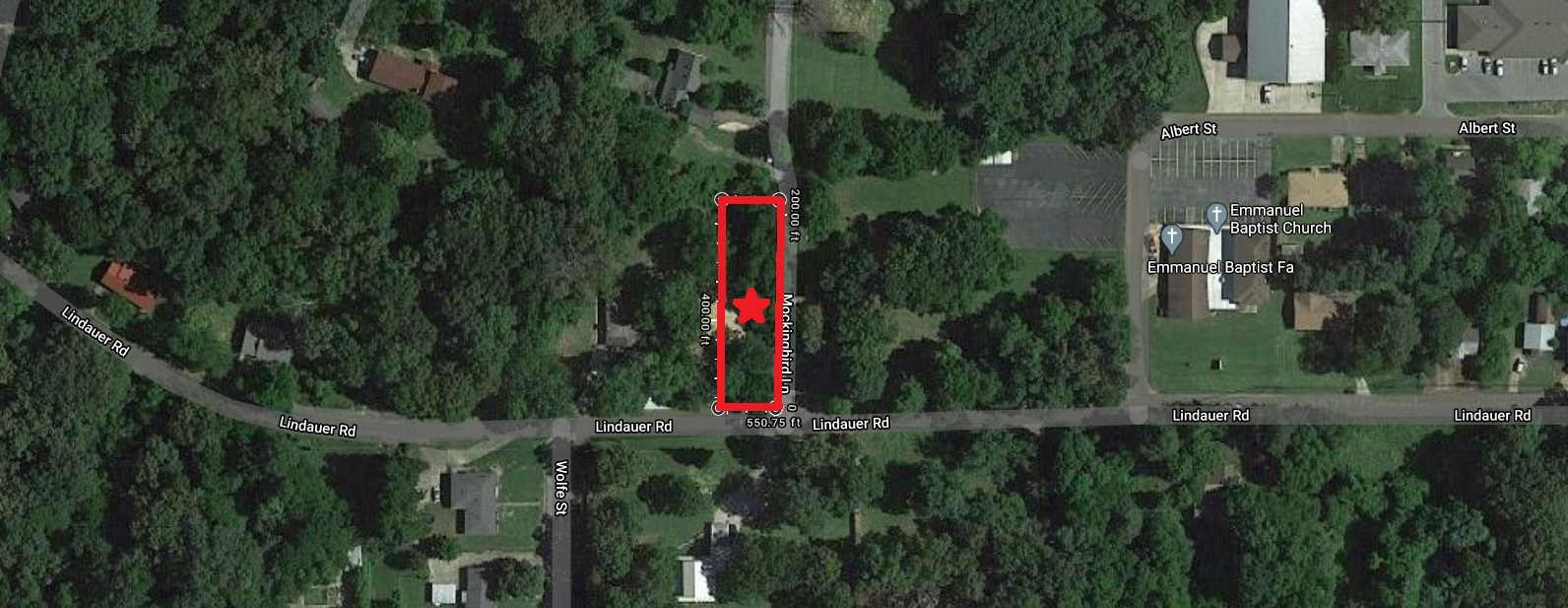 0 Lindauer Road, Forrest City, AR 72335