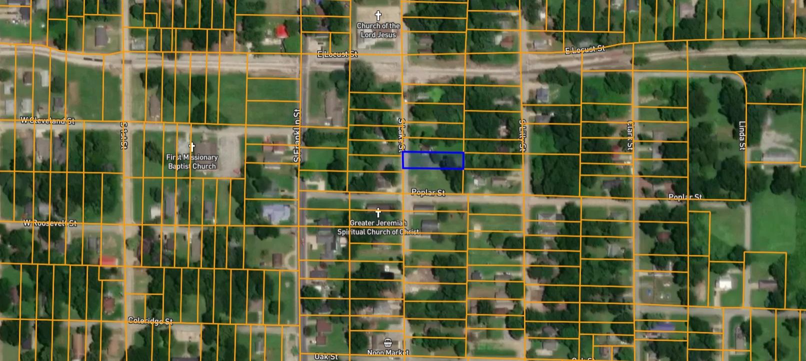638 S Lake St, Blytheville, AR 72315